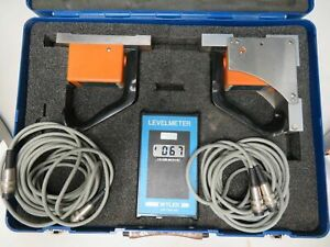 Fowler Wyler A40 Levelmeter Dual Head Electronic Level -  Metric Reading Only