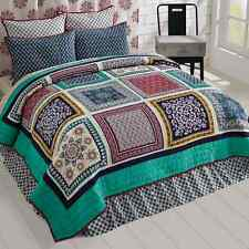 Mariposa Queen Size 3 Pc Quilt Set 100% Cotton,Quilt+2 Shams *Special Pricing*