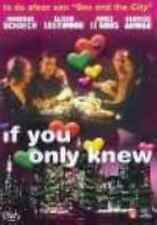 If You only Knew - Dutch Import  DVD NEW