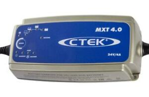 Ctek Chargeur de Batterie MXT4 24V 4A
