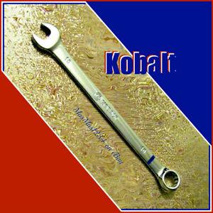KOBALT Combination Wrench - SAE Metric Polished Chrome - Stubby -Buyer to Choose