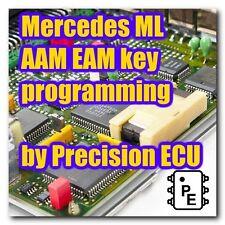 Mercedes ML320 / ML350 / ML430 / ML500 ML55 AMG AAM Key Fob Programming cloning