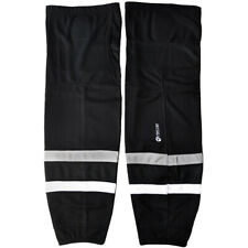 Los Angeles Kings Firstar Stadium Pro Hockey Socks (Black/Silver/White) 26""