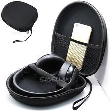 Nylon Headphone Earphone Headset Carry Pouch Hard Case For Sony V55 NC6 NC7 NC8