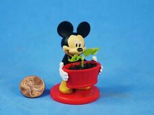 Tortenfigur Decoration Disney Mickey Gardener Mini Flower Pot Figur K1215 C