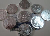 UK Royal Mint Silver Britannia 1997 - 2011 1oz Silver coins Multi listing