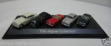 Modellauto Original Jaguar Collection E-Type SS MK II XK120 MKV II 1:76 5er Set