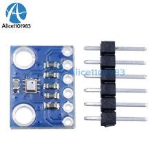 Digital Barometric Pressure Sensor Board Swap I2C/SPI BMP280 BME280 3.3V Blue