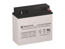 Long Way LW-6FM22J Replacement Battery by SigmasTek