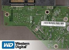 LOGICA PCB WD5000AAKX-001CA0 500GB 2060-771640-003 REV A 88i9045-TFJ2 BOARD HDD