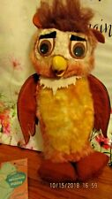 Vintage Gund Disney Classic Winnie The Pooh Owl Plush with Tag