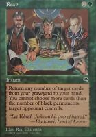 Reap MTG ~ Uncommon Instant Tempest (TMP) Magic The Gathering