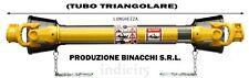indici15 Albero Cardanico per Trattore Cat.1 L.610 mod. Binacchi by Guaita
