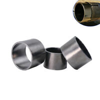Motorcycle Exhaust Pipe Muffler Connector Adapter Link Graphite Gaskets Seals