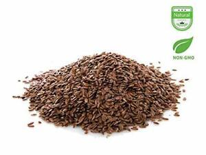 Brown Flax Seed, 10 Lb Bag