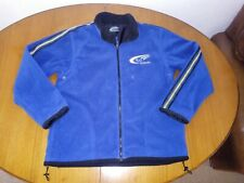 More details for subaru world rally team top large blue thick fleece wrc