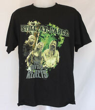 The Devils Rejects-Still At Large-Large Black T-shirt