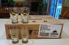 QTY 4 Anchor Hocking - Buffalo Wild Wings Beer Tasting Sampler 5oz. Glass NEW