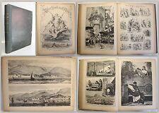 Über Land und Meer Allgemeine illustrierte Zeitung Band 47 1881 Nr. 27-52 xz