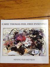 Carei Thomas - Mining Our Bid'ness cd Sun Ra Curlew AACM free jazz