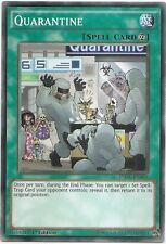 Quarantine - NM+ - INOV-EN066 - Common - YuGiOh - Invasion: Vengeance