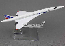 Rare 1/400 Scale Metal Concorde Air France Diecast plane model airplane