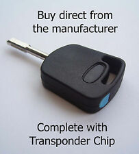 FORD TRANSIT COMPATIBLE TRANSPONDER KEY 2000 ONWARDS with ID4D60 Chip
