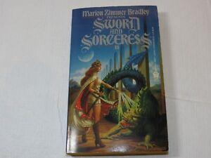 Sword and Sorceress: sword and sorceress II 1986 Paperback Book DAW Fantasy