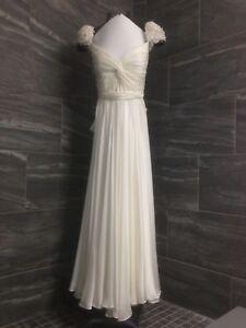 Reem Acra Olivia Wedding Dress Gown