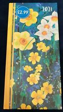 (GLO) Marie Curie Narcissi 2021 Pocket Diary