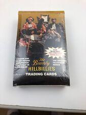 The Beverly Hillbillies Trading Card Hobby Box 36 Packs SEALED Eclipse NIB
