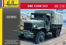 Heller Maquette Camion GMC CCKW 353 1/35