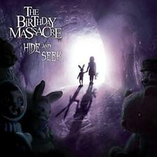 The Birthday Massacre - Hide & And Seek (NEW CD)