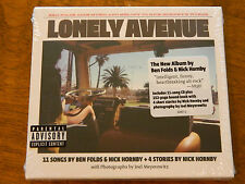 Lonely Avenue - Ben Folds & Nick Hornby CD NEW!