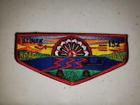 Boy Scout OA Lodge 132 Illinek 1998 Flap