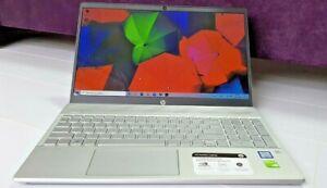 HP Pavilion 15-cs0002LA Quad Core i5-8250U 12GB 1TB Nvidia MX130 Gaming Laptop