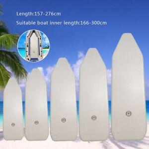 157-276cm Inflatable Deck Drop Foldable Boat Bottom Air Deck PVC Wear Resistant