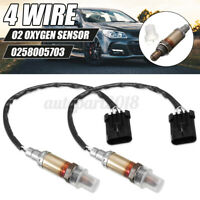 2x O2 Oxygen Sensor 4 Wire For Holden Commodore VS VT VU V6 V8 VX VY Statesman