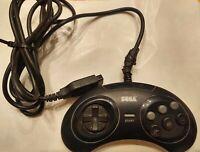 Sega Genesis Controller Model MK 1653, Free Shipping