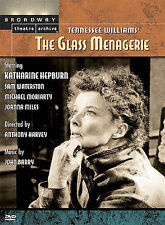 The Glass Menagerie Katharine Hepburn Broadway (DVD Movie)  SEALED NEW (GS 39-6)