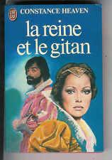 """Constance Heaven : La reine et le gitan """" Editions J'ai Lu """""""