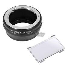 Fotga Contax Yashica CY to Sony NEX7 NEX-C3 NEX-5N NEX3 NEX5 E-Mount Adapter