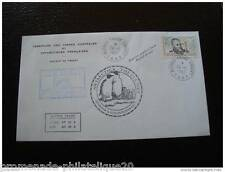 TAAF enveloppe 24/11/97 - timbre Yvert et Tellier n°216 (cy2)