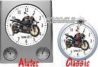 Reloj de pared con motivo de : BUELL Motocicleta Biker Motocicletas Motivo