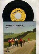 Kapelle Hans Dörig EP Nr 3  Mis Appezöller Ländli