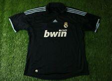 REAL MADRID SPAIN 2009/2010 FOOTBALL SHIRT JERSEY AWAY ADIDAS ORIGINAL SIZE XXL