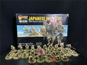 28mm DPS Painted WW2 Bolt Action Imperial Japanese infantry ,Warlord Games 3067