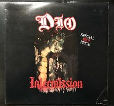 DIO 'Intermission' 1986 Vinyl Special Mini LP Record VGC