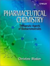 Pharmaceutical Chemistry : Therapeutic Aspects of Biomacromolecules by...
