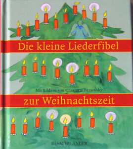 Die kleine Liederfibel zur Weihnachtszeit -